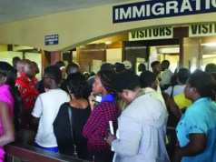 Woman nabbed at Beitbridge border post