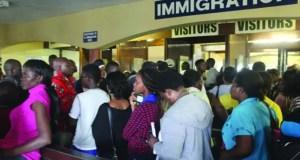 Woman nabbed at Beitbridge border post