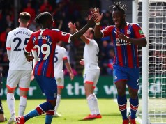 Bournemouth 3 - 5 Crystal Palace