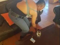 Cop sex tape