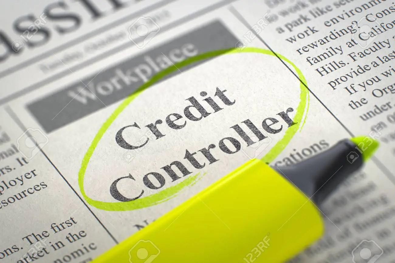 Credit Controller