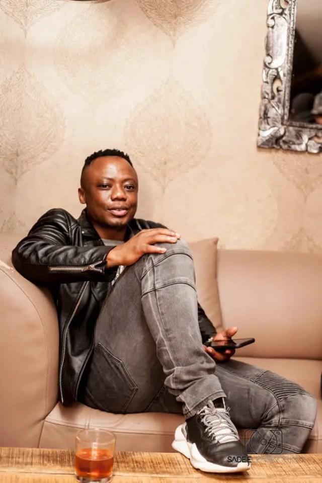 DJ Tira in Bulawayo