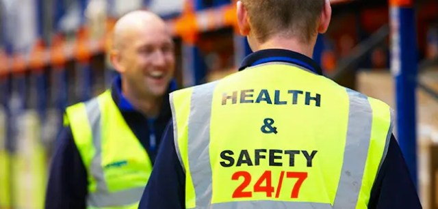 HEALTH AND SAFETY OFFICER