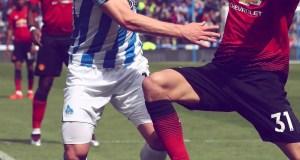 Manchester United 1 - 1 Huddersfield