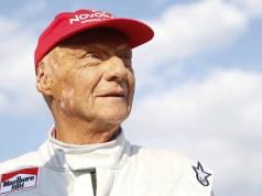 Niki Lauda dead