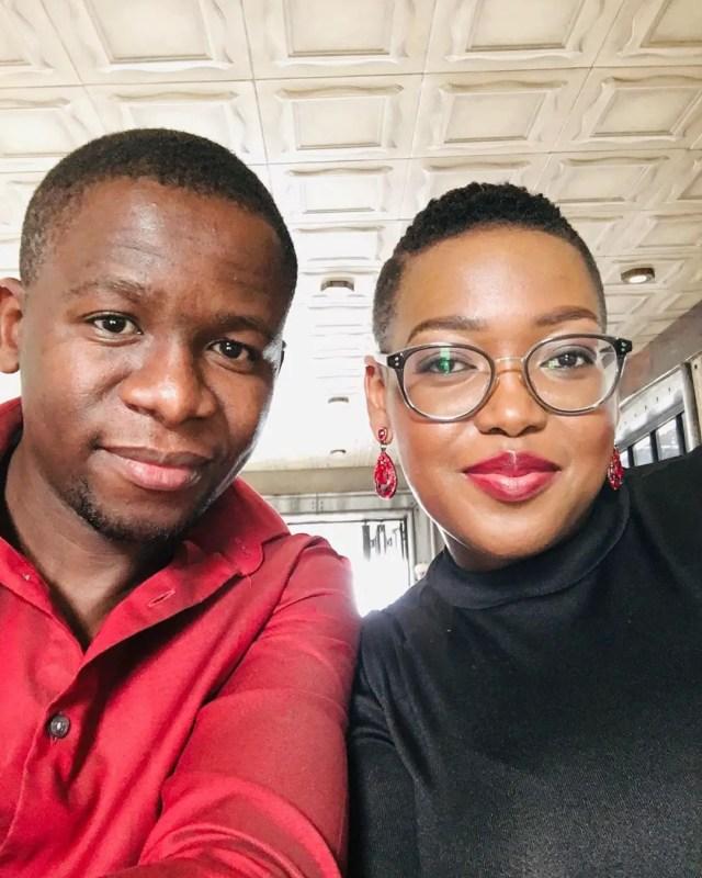 Ntokozo and Nqubeko Mbatha
