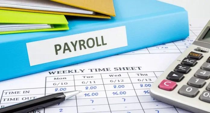 Payroll Bookkeeper
