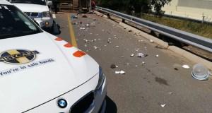 Pretoria Horror crash