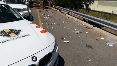 Photo of Four dead in Pretoria horror crash
