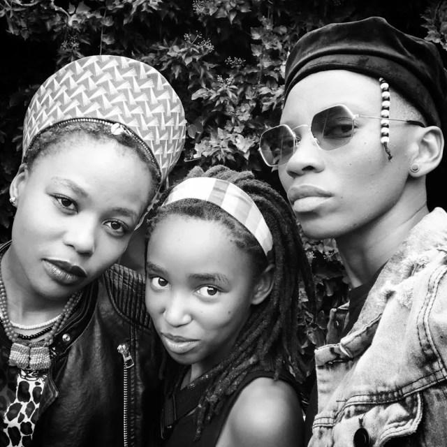 Thishiwe Ziqubu and Mandisa Nduna