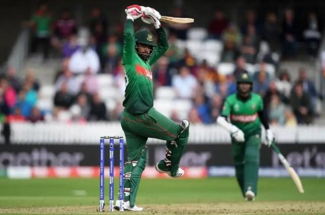 Bangladesh v West Indies