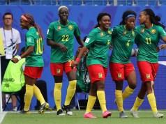 Cameroon beat New Zealand
