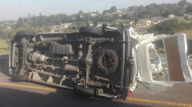 Durban truck crash