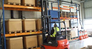 High Reach Truck Drivers