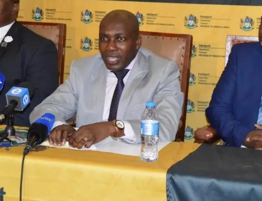 MEC Mxolisi Kaunda