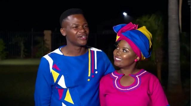 Mr and Mrs Uwane