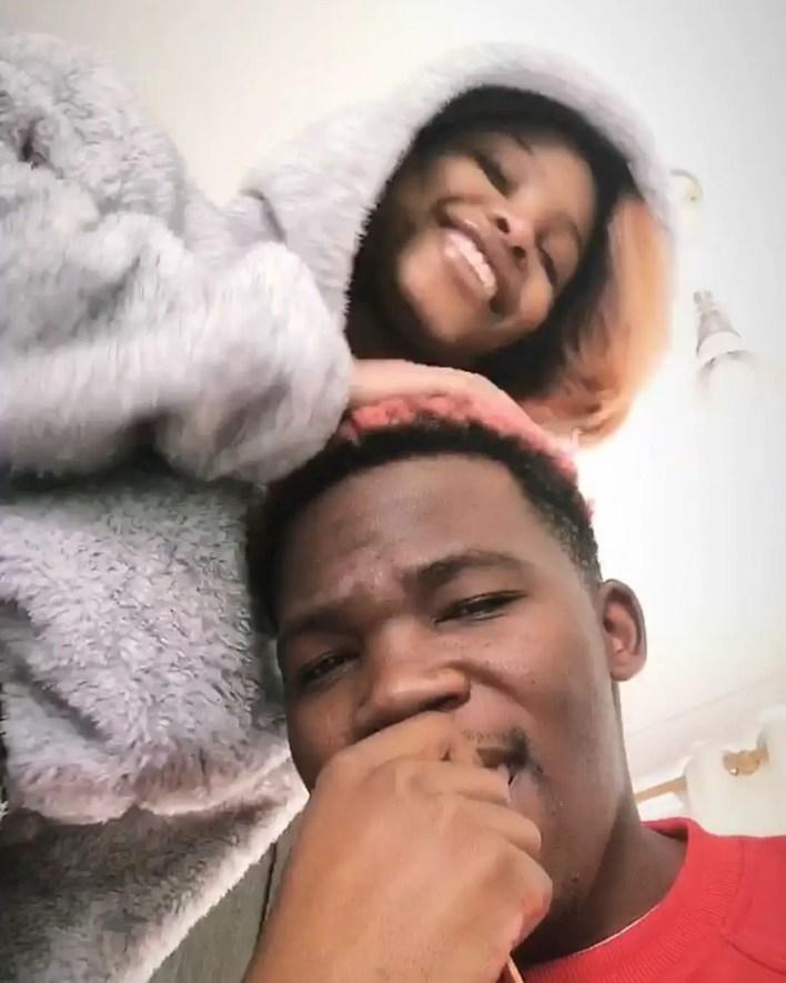 Nandi Mbatha and Tellaman