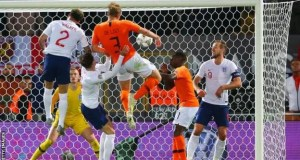 Netherlands 3 - 1 England