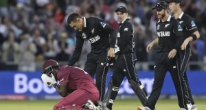New Zealand beat West Indies