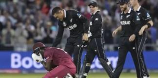 New Zealand beat West Indies
