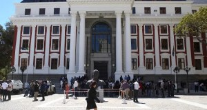 Cape Town Paliament