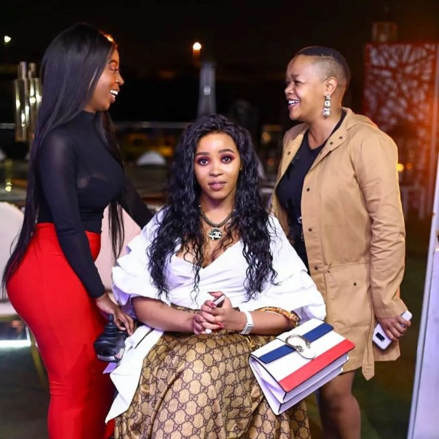 Sbahle Mpisane's Dream Birthday Party