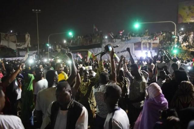 Sudan protesters tops 60
