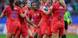 USA 13 - 0 Thailand