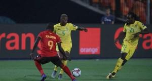 Uganda 1 -1 Zimbabwe