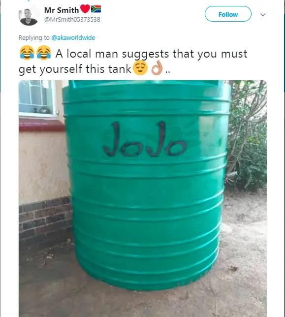 AKA water