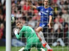 Man U vs Chelsea