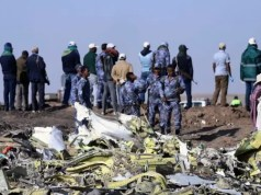 737 MAX crash victims