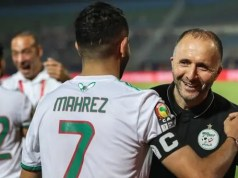 Algeria win 4 - 3 on penalties