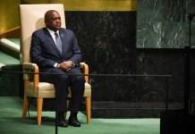 Botswana's president