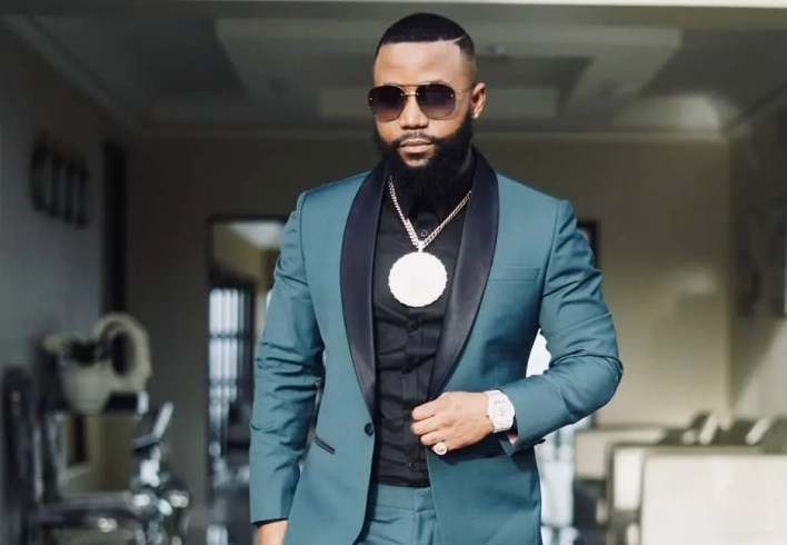 Cassper Nyovest at Durban July 2019