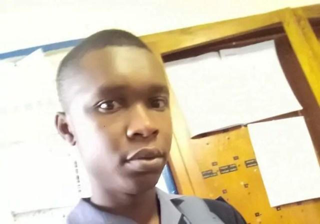 Constable Siphamandla Jobe