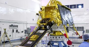 India set to launch moon