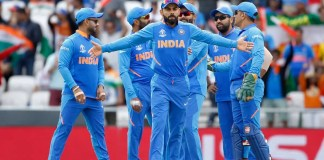 India won by seven wickets