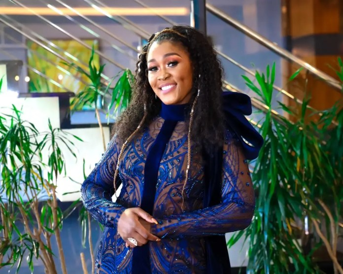 Lady Zamar at Vodacom Durban July
