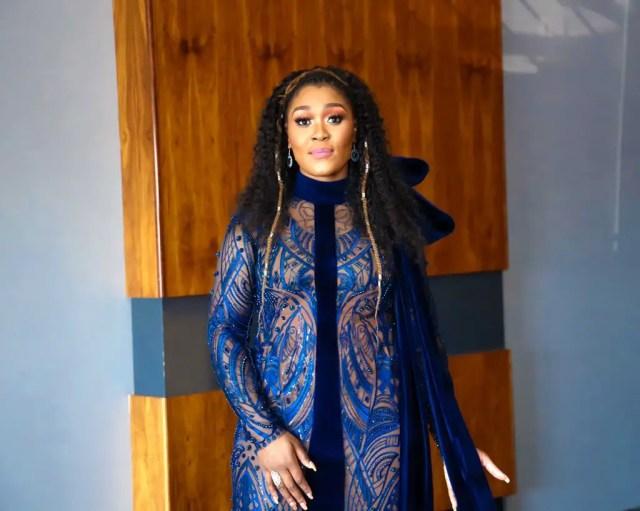 Lady Zamar at Vodacom Durban July