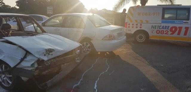 Margate crash
