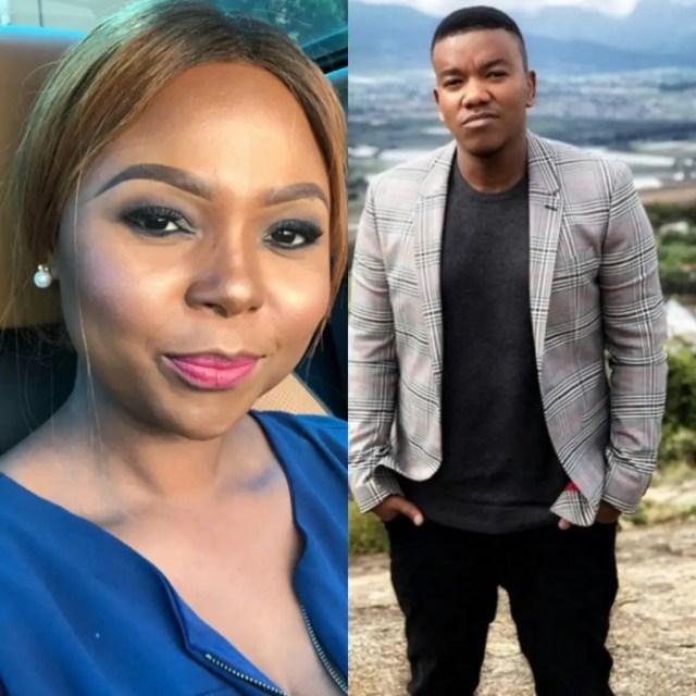 Loyiso Bala and Mpho Letsholonyane both born on the 22nd of September