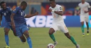 Namibia 1 - 4 Ivory Coast