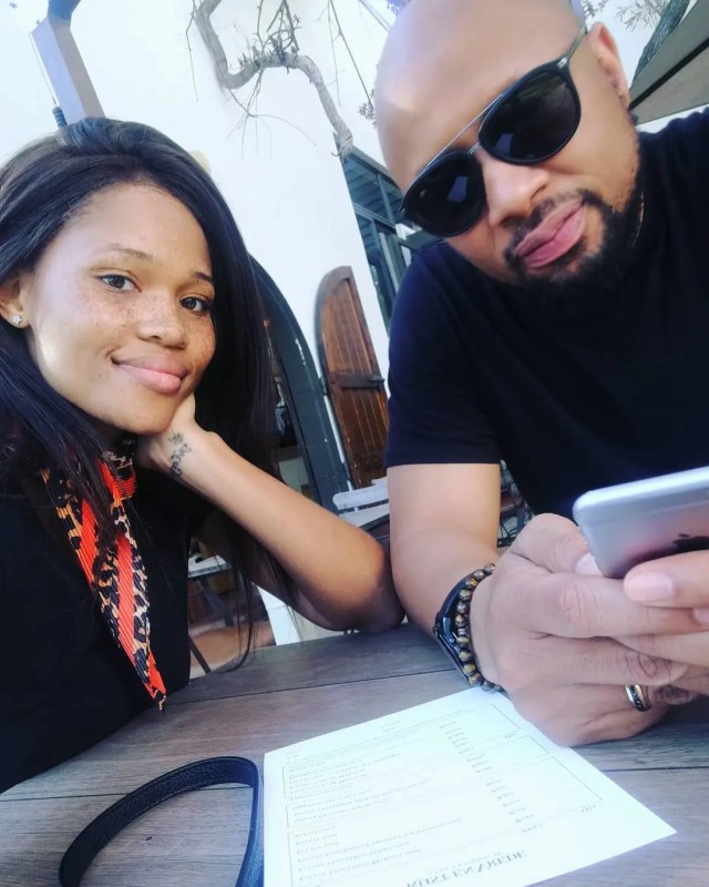 Palesa Morgan & Phat Joe