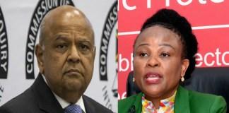 Court to rule in Pravin Gordhan vs Busisiwe Mkhwebane case