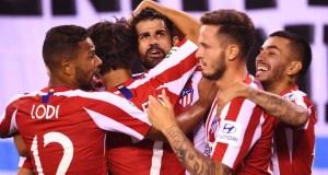 Real Madrid 3 - 7 Atletico Madrid