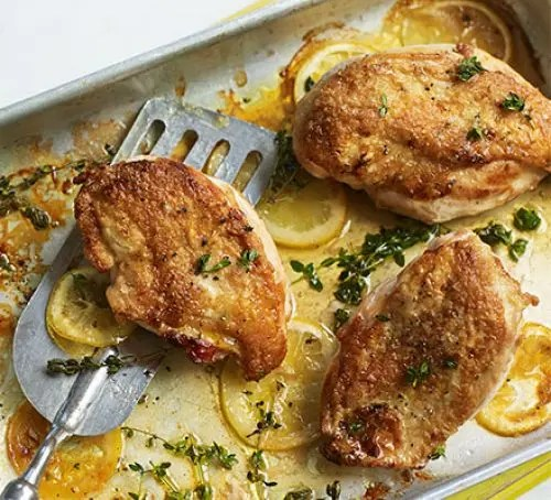 Roast chicken breast