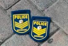 SAPS recover stolen police gear