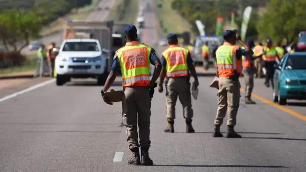 Tshwane Metro police