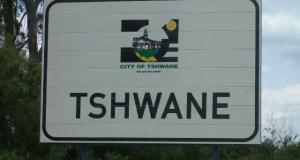 Tshwane municipality